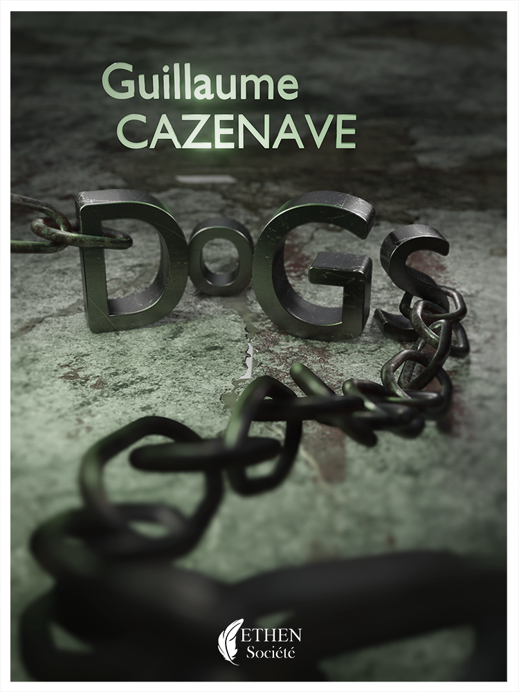Dogs, Guillaume Cazenave (couverture)
