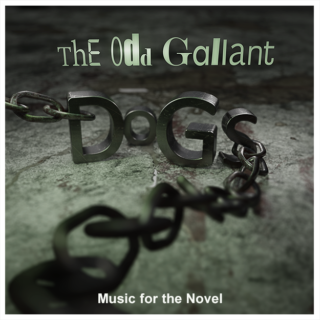 Dogs, Music for the Novel - Guillaume Cazenave (couverture de l'album)