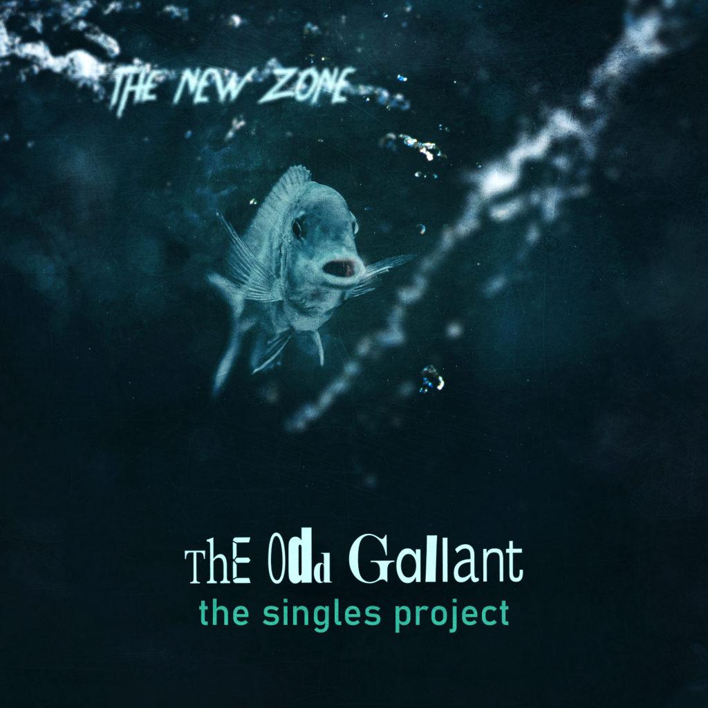 Couverture The New Zone (The Odd Gallant)